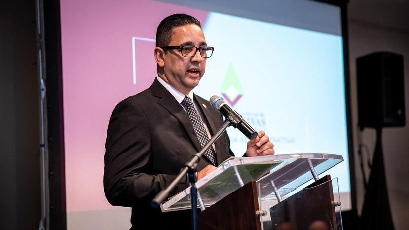 Eddie W. Alicea Sáez, presidente de la Junta de Directores de la Asociación de Ejecutivos de Cooperativas de Puerto Rico y miembro de la Junta de Directores de Inclusiv.