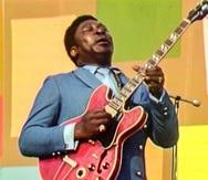 """El músico B.B. King tocó en el Harlem Cultural Festival de 1969, como se puede disfrutar en el documental """"Summer of Soul""""."""