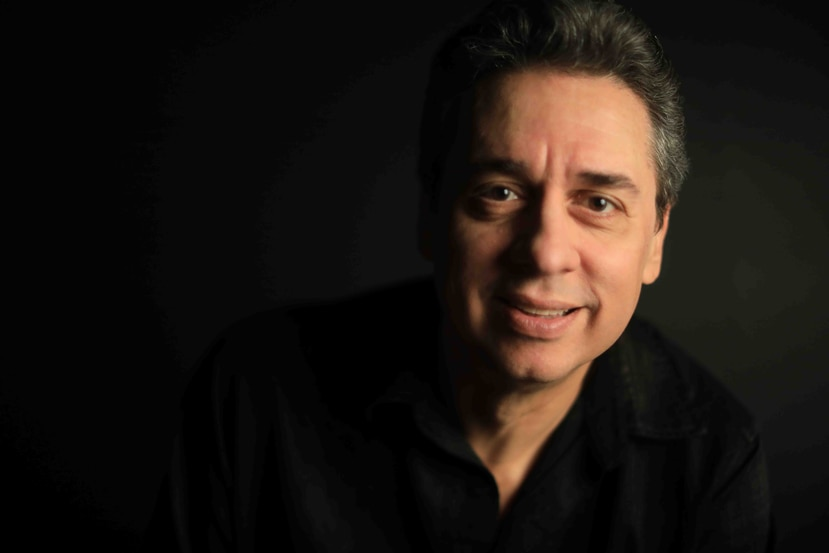 El tenor César Hernández. (GFR Media)