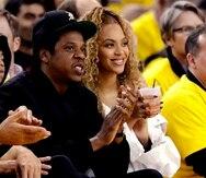 Beyoncé y Jay-Z se casaron en el 2008 (AP/Marcio Jose Sanchez, File)