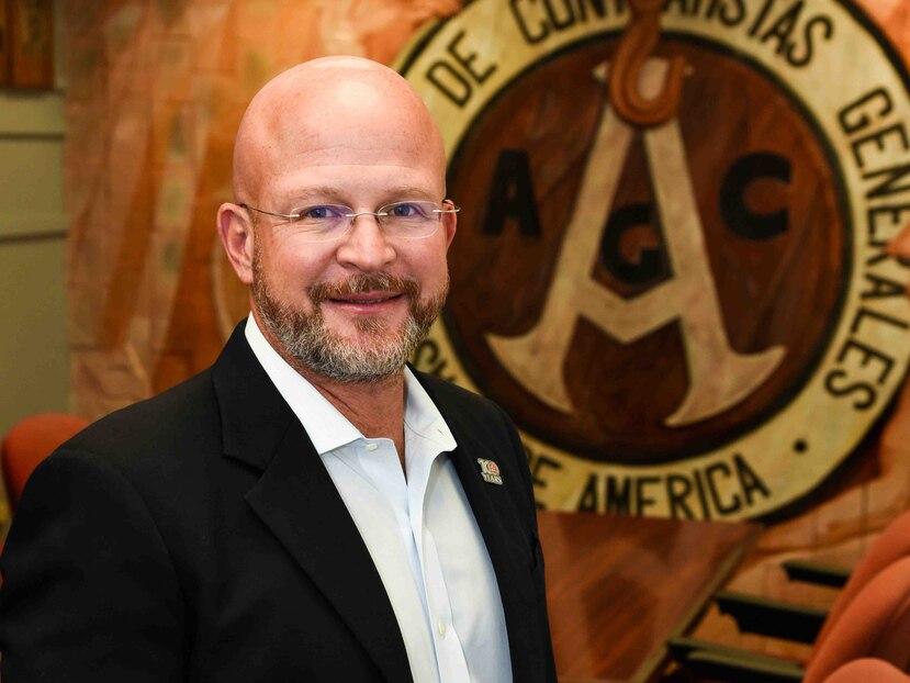 Umberto Donato, presidente de la Asociación de Contratistas Generales Capítulo de Puerto Rico. (GFR Media)