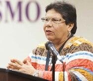 Zulma Rosario ordenó se escudriñe el contrato, pero su oficina aclaró que no se trata de una investigación formal. (Archivo/GFR Media)