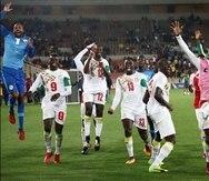 Senegal se suma a Nigeria y Egipto como los países africanos con pase a Rusia 2018, hasta ahora. (Captura / FIFA)
