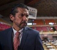 El presidente de la CEE, Francisco Rosado Colomer.