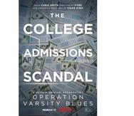 """El poster de """"Operation Varsity Blues"""", un documental sobre el escándalo de sobornos a universidades estadounidenses que se estrena el 17 de marzo."""
