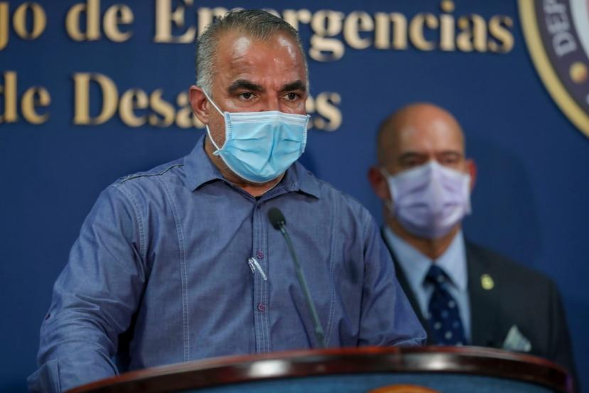 Lorenzo González Feliciano precisó que la Oficina del Inspector General (estatal y federal), el FBI, Justicia estatal y federal realizan la investigación.