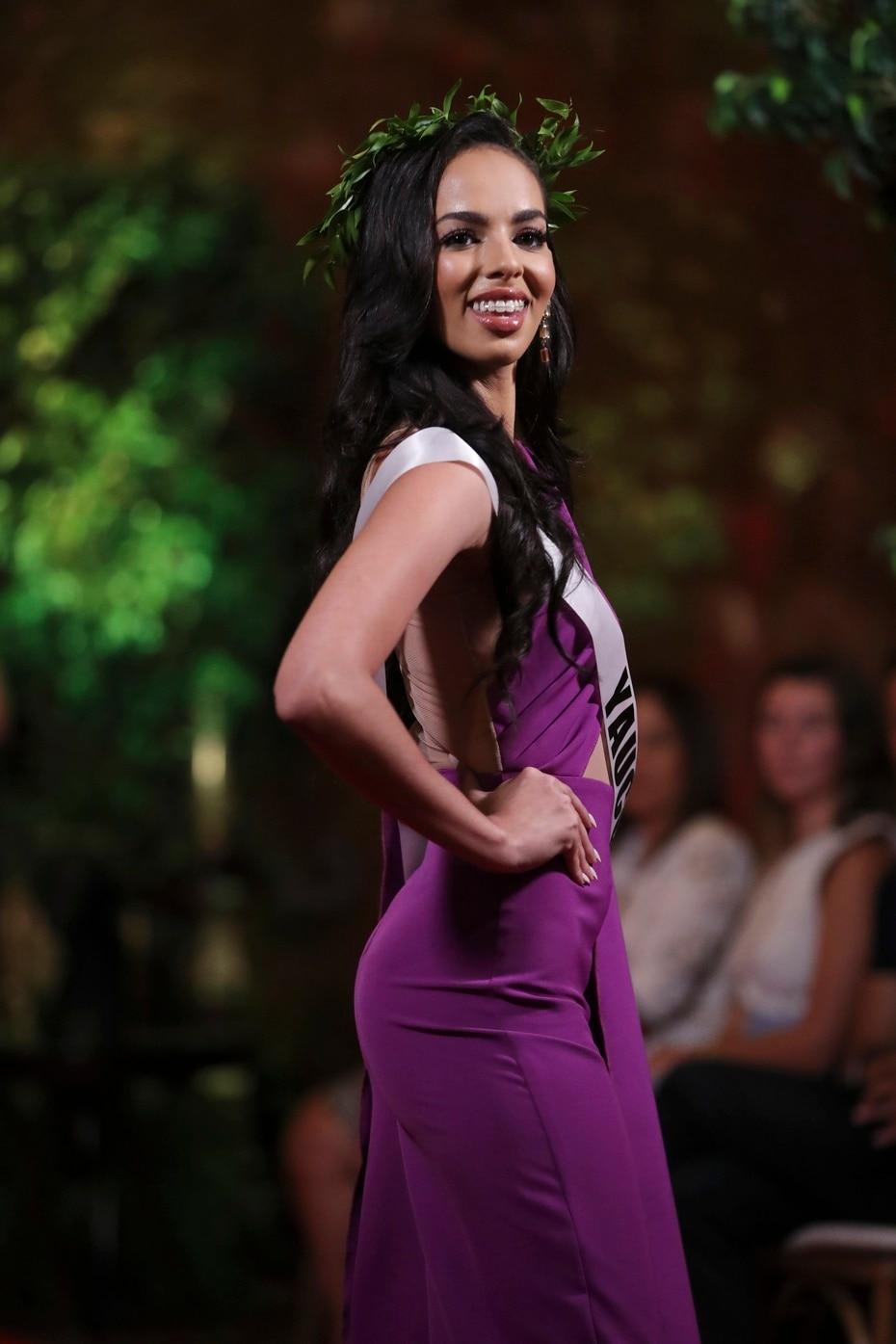 Andrea Cruz, Miss Yauco.