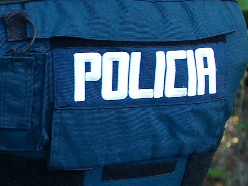 La Policía investiga el robo de los equinos. (GFR Media)
