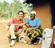 Sepultan a la abuela keniana de Barack Obama