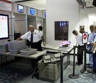 Fiscalía de Carolina radica cargos contra mujer estadounidense que intentó ingresar a la isla con cinco bolsas de cocaína