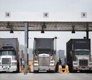 Los camioneros comenzaron el paro el 21 de julio ante la negativa de la JSF de aprobar las nuevas tarifas del Negociado de Transporte.