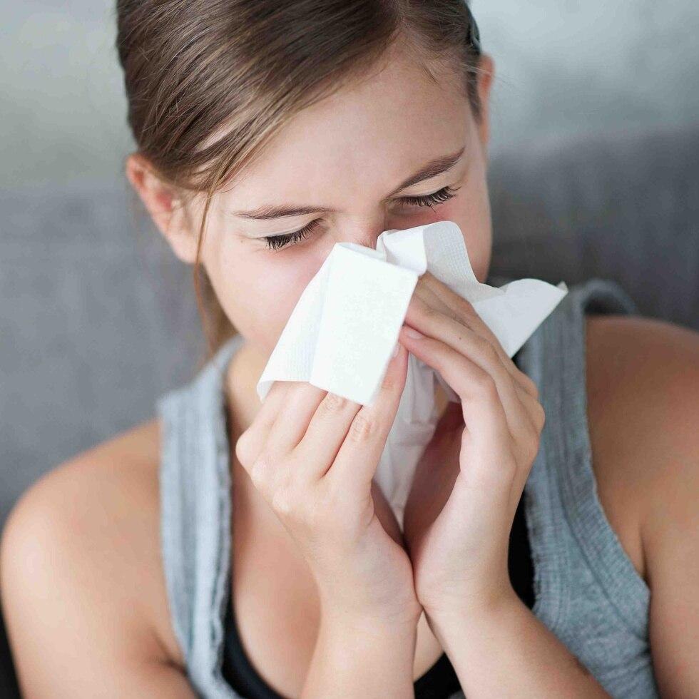 La temporada de condiciones respiratorias comienza ahora en otoño.