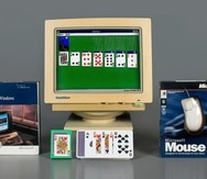 """""""Solitario fue desarrollado por el entonces becario de Microsoft Wes Cherry en 1989. (La Nación / Argentina / GDA)"""