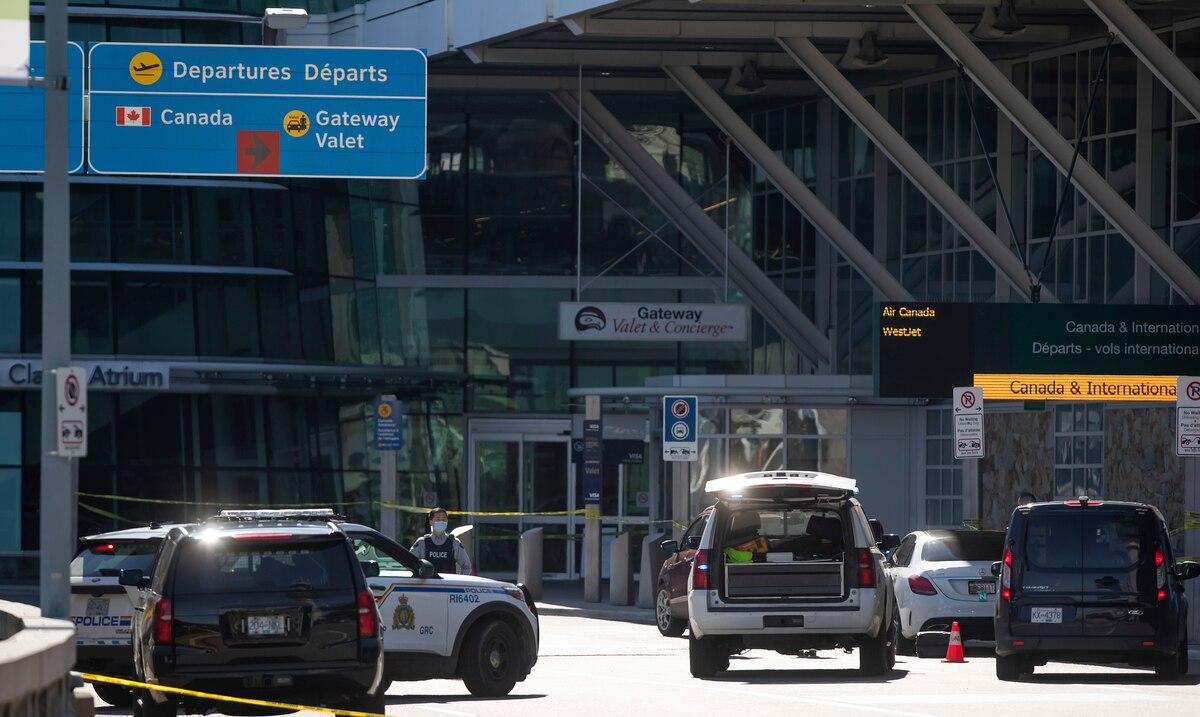 Una persona muerta tras un tiroteo en el aeropuerto de Vancouver