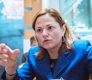 Melissa Mark Viverito es una de varias personas que aspiran a la candidatura demócrata al Congreso por el distrito 15 de Nueva York. (GFR Media)