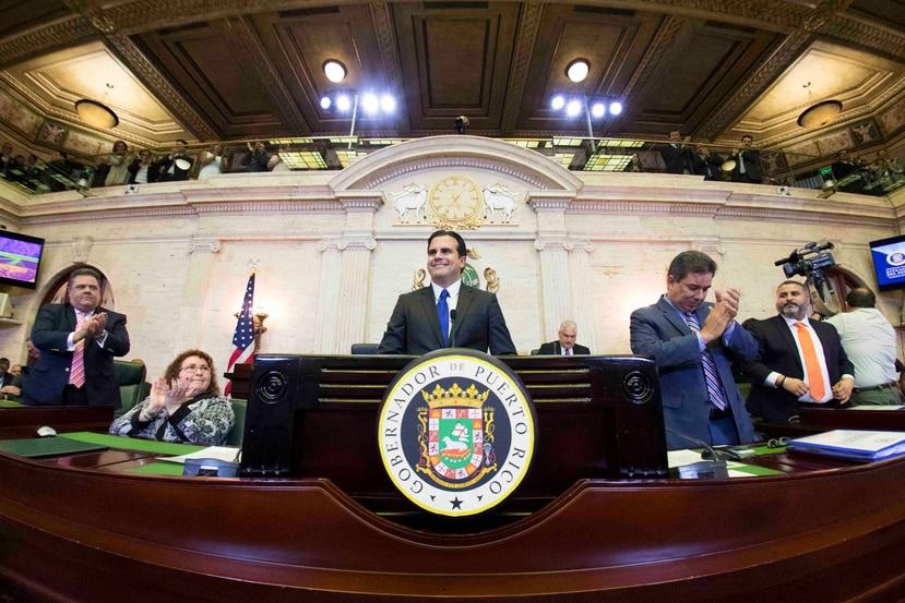 La presentación de un plan fiscal que, en esencia, cuadra el presupuesto a dos años, parece ser fruto de las conversaciones que Rosselló Nevares tuvo con el secretario del Tesoro federal Steven Mnuchin.