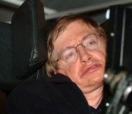 Stephen Hawking. (Shutterstock)