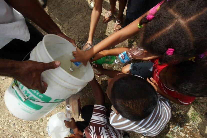 Se estima que 390,000 niños en Puerto Rico viven bajo niveles de pobreza. (GFR Media)