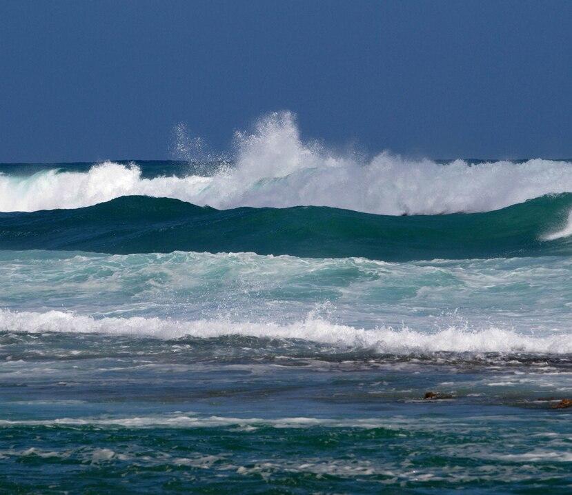 Castro precisó que hay un alto riesgo de corrientes submarinas para el norte y moderado para el resto de Puerto Rico. (Archivo)