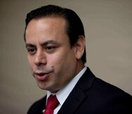 Villafañe destacó que solo ha habido comunicación entre el representante del gobierno en la Junta, Christian Sobrino y la directora de ese cuerpo, Natalie Jaresko. (GFR Media)