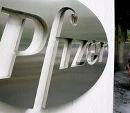 Al acción de Pfizer subió 8.1% ya que su anuncio indica que la compañía está en camino de presentar una solicitud de uso de emergencia ante los reguladores de Estados Unidos finales de este mes.