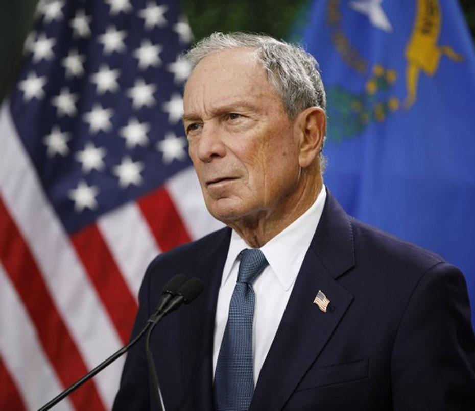 Michael Bloomberg es cofundador de Bloomberg y exalcalde de Nueva York por más de una década. (AP)