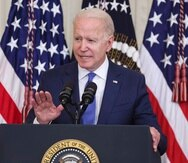 Power4PuertoRico destacó que el presidente Joe Biden (arriba) no ha tomado acción en favor de que la Junta de Supervisión Fiscal (JSF) revierta sus medidas de austeridad.