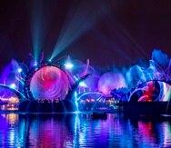 El espectáculo Harmonious, que se estrenará el 1 de octubre en Epcot, ha sido descrito como uno de los más grandes creados para un parque de Disney.
