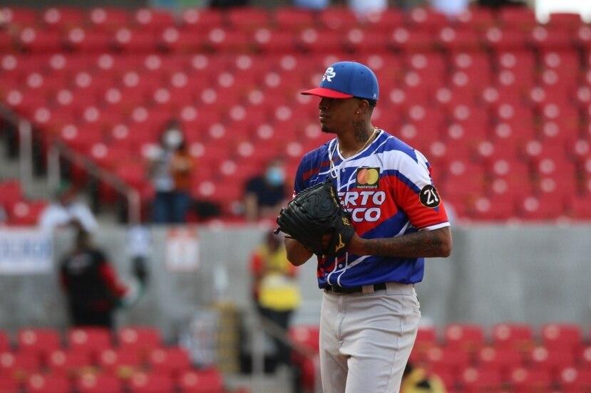 Luis Medina cargó con la derrota en el primer partido de Puerto Rico en la Serie del Caribe contra República Dominicana.