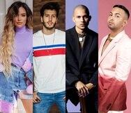 Según Univision, las categorías y los nominados fueron seleccionados en colaboración con expertos de la industria.