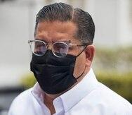 """El presidente cameral, Rafael """"Tatito"""" Hernández."""