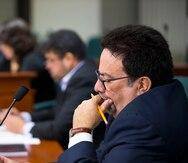 """Denis Márquez presenta nuevamente un proyecto para prohibir los envases de """"foam"""""""