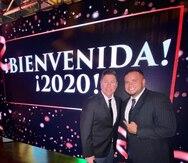 Los televidentes despiden el 2019 para abrazar al 2020