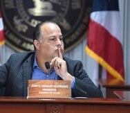 El representante Juan Oscar Morales. (GFR Media)