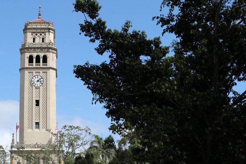 El proyecto de la nueva Ley de la Universidad de Puerto Rico es una medida por petición.
