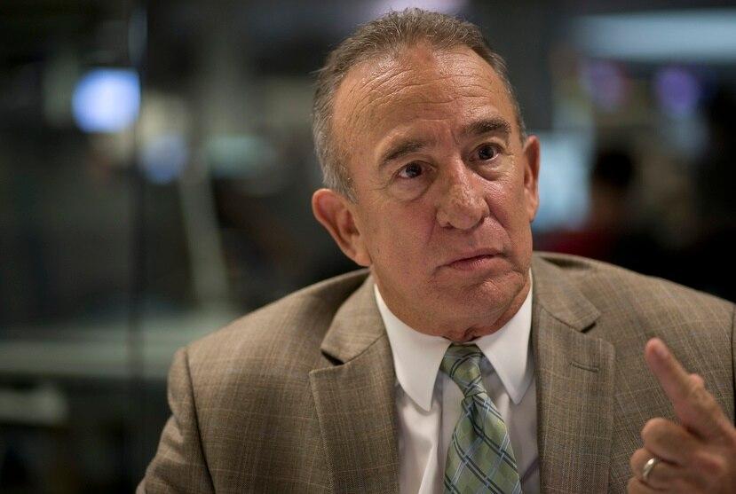 Manuel Cidre, designado secretario de Desarrollo Económico y Comercio.