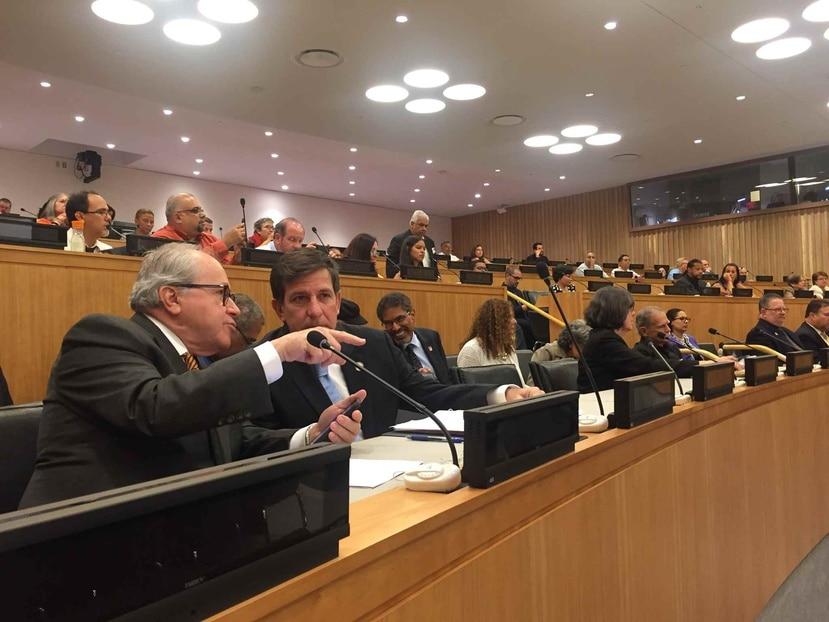 La ONU debatió sobre el status de Puerto Rico el pasado 19 de junio. (Archivo/GFR Media)
