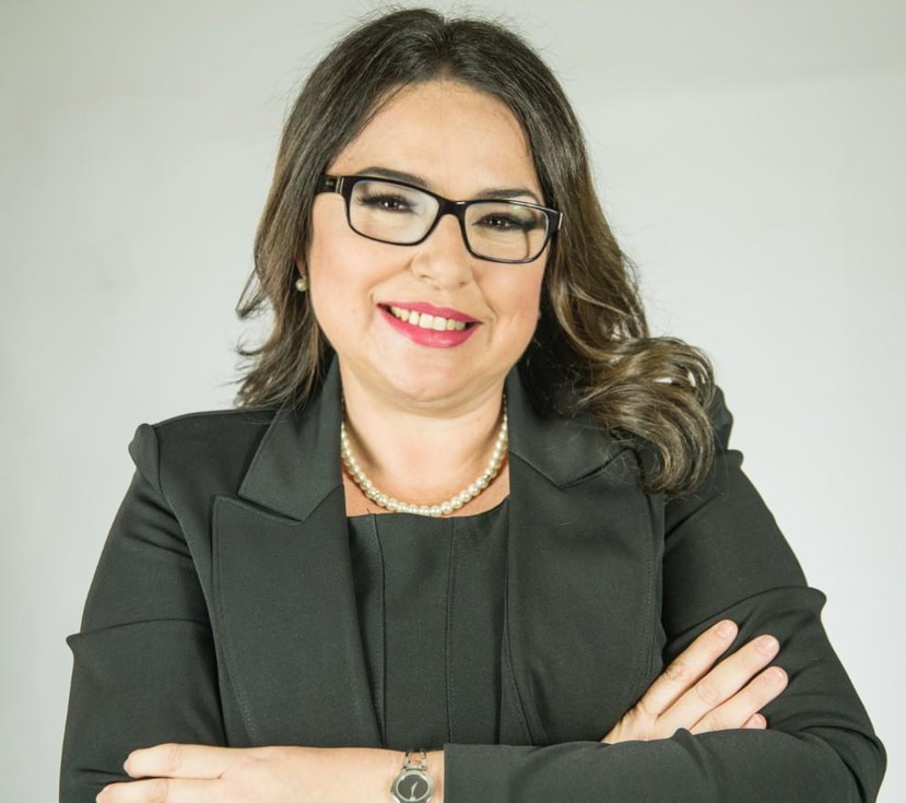 Rosado es la primera mujer en ocupar el cargo de presidenta de Prabia en los últimos 10 años   y la tercera en los 24 años de  existencia de la organización empresarial. (Suministrada)