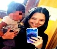 Sandra Inés Bones Roque, de 22 años, fue asesinada la madrugada del lunes en Guayama.