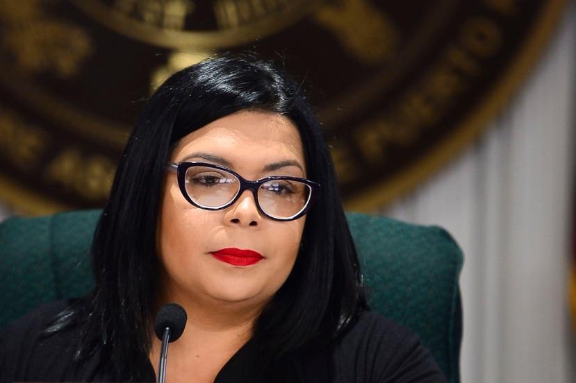 Yashira Lebrón Rodríguez - A favor