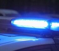 Al menos tres personas estaban graves, indicaron las autoridades. (Archivo)