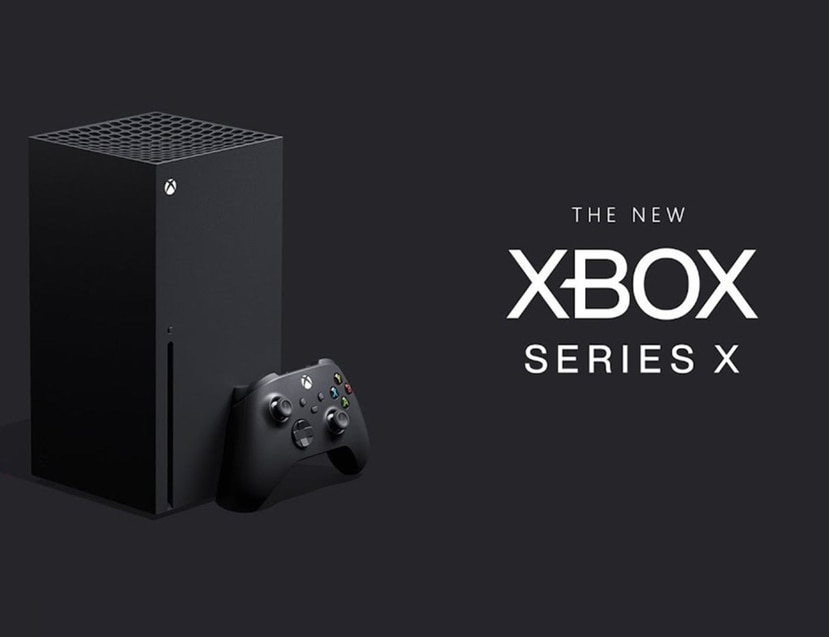 La Xbox Series X.