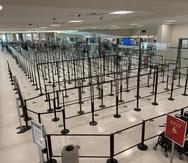 El año pasado, mientras buena parte del Aeropuerto Internacional Luis Muñoz Marín redujo sus operaciones como resultado de la pandemia del coronavirus, Airport Shoppes experimentó una caída en ventas de $19.2 millones.