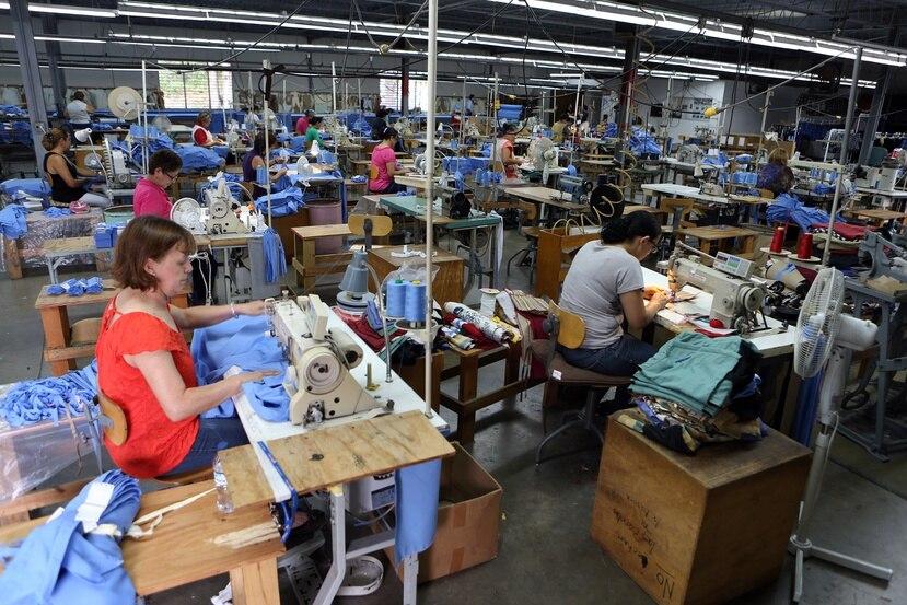 Cooperativa de Textiles y Bordados de la Montaña en Utuado.