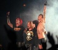 Mötley Crüe se presentó por última vez en Puerto Rico en el año 2005.