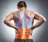 Los dolores crónicos más comunes, entre otros, son los de espalda baja, articulaciones, cuello y cabeza. (Shutterstock)