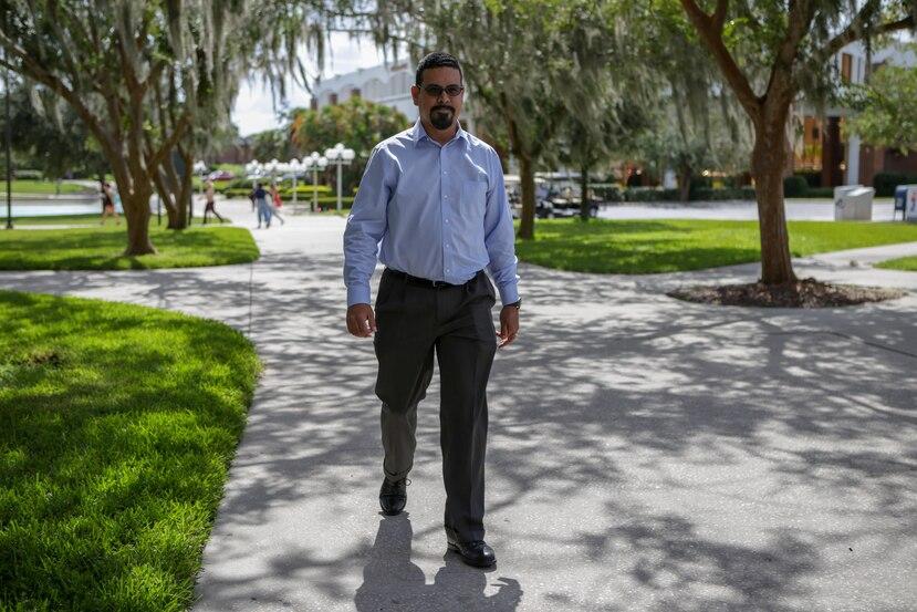 Fernando Rivera es profesor en la Universidad Central de Florida.