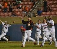 Los Sultanes de Mayagüez fueron campeones del Béisbol Doble A en la temporada de 2017.