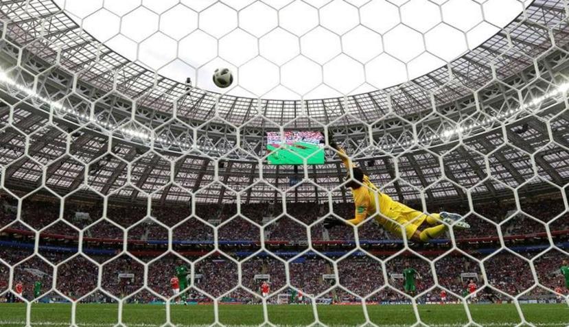 Cada selección recibirá información de dos cámaras de seguimiento óptico que seguirán los movimientos de los jugadores y del balón. (EFE)