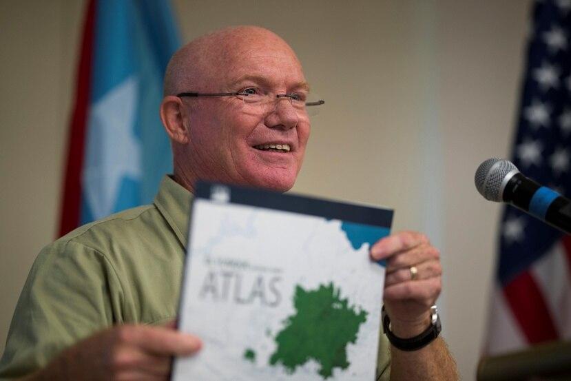 El ecólogo William Gould indicó que el atlas contiene un recuento histórico de El Yunque desde 1876 hasta la actualidad.